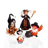 Annalee+Collectible+Figurines,+Halloween+Collection