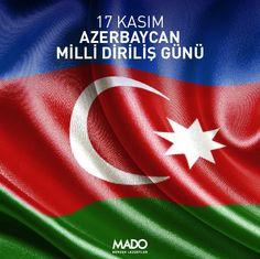 Kardeş Vatan Azerbaycan'ın Milli Diriliş Günü'nü Kutlarız... #tebrik #azerbaycan #national #MilliKurtuluşGünü #celebration #GerçekLezzetler #MADO #pinterest #tuesday #azerbaijan