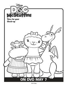 Doc McStuffins Docs In Door Sign Big Book Of Boo Boos