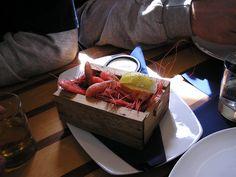 Restaurant at Göteborg Fish Market