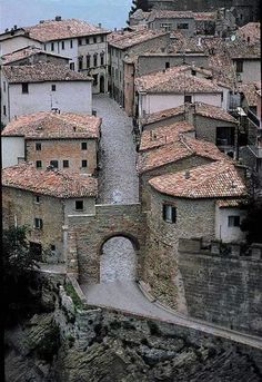 San Leo, Italia