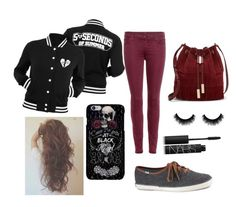 """""""5sos❤️"""" by style4everxoxo on Polyvore featuring 7 For All Mankind, Keds, NARS Cosmetics and Vince Camuto"""