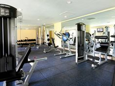 Barceló Maya Palace Deluxe Hotel Gym