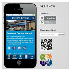 Seasons Corner Market Seasons Savings Mobile App New England Convenience Store Shell Gas Prices Fuel Rewards Providence Rhode Island Massachusetts