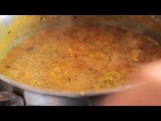 Dahl (receita de sopa de lentilha indiana)