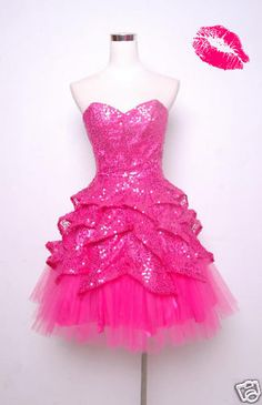 Pink Betsey Dress