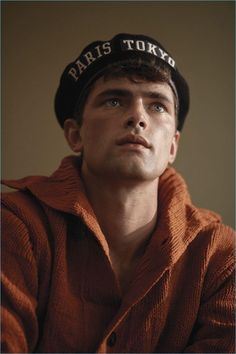 Sean O'Pry Dons Prada + More for GQ Style Taiwan - The Fashionisto