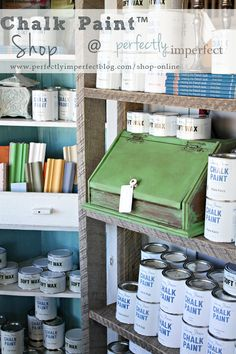 annie Sloan Chalk Paint at perfectly imperfect Gray Chalk Paint, Using Chalk Paint, Chalk Paint Colors, Chalk Paint Projects, Chalk Paint Furniture, Chalk Painting, Paint Ideas, Diy Projects, Distressed Furniture
