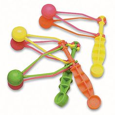 Clackers is bad because when i had them it hit me in the nose and i was bleeding.