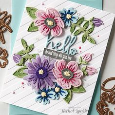 Spellbinders Any Colour//Card! 4 Sets of 4 Pretty Princess Die Cuts Girls