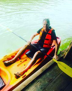 Canoeing  in the Mangroves!  Hard work in such heat!  But super cool seeing all the nature!     #trilifestyle #training #traveltheworld #seetheworld #fitness #ironmantraining #ironman #motivating #inspire #triathlete #buddingathlete #progressnotperfection #swimbikerun #tri #triathlontraining #tricommunity #power #happiness #goals #fitnessgoals #againstthegrain  #veganathlete #rainforest #canoeing #upperbody #strength