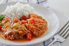 simple stewed fish that is