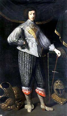Henri Coëffier de Ruzé d'Effiat, Marquis de Cinq-Mars (1620 - 1642).