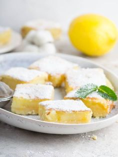 A low-carb, sugar-free Keto Lemon Bar Recipe. I finally was able to come up with a ketogenic Lemon Bar Recipe that is so close to the real thing that I don't even miss the ones I used to make at home!