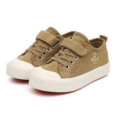 (27.60$)  Buy here - http://aiycr.worlditems.win/all/product.php?id=32711216566 - 2016 New spring autumn children canvas shoes anti-slip boys girls sneakers high quality shoes fashion casual shoes  CS109