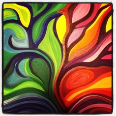 Pin by Alena Fokina on Art work Art Abstract art painting Abstract