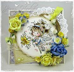 Design by Jenny: Daphne