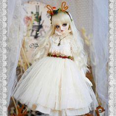 Nigo☆SD/SD13/SDGr/DD/DDSドレスセット Berry Dear☆