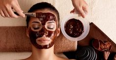Coffee Mask Many facial masks are used for beauty and skin care. One of these masks is the coffee mask which is just becoming a popular and very useful Homemade Face Pack, Face Scrub Homemade, Honey Face Mask, Diy Face Mask, Face Masks, Chocolate Face Mask, Coffee Face Mask, Too Faced, Mascaras