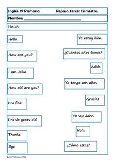 Pinterest ejercicios de ingles Buscar con Google Ingles t