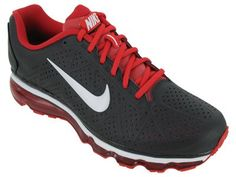 Nike Men's NIKE AIR MAX+ 2011 LEA RUNNING SHOES « Clothing Impulse