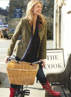 Joules UK Tweed Jacket