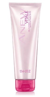 Anew Vitale Gel Cleanser 125 ml - Regular Price: $16.00 - My Price: $5.00 while supplies last - Cleanse and invigorate fatigued-looking skin. Non-drying gel cleanser, formulated to effectively remove make-up, excess oil and surface impurities. It helps refine skin's texture for a visibly smoother and softer appearance, and helps promote a clear, even-looking complexion. Skin looks more energized and feels refreshed and full of vitality.
