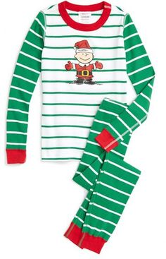 Tucker   Tate Fitted Two-Piece Pajamas (Toddler, Little Kids & Big ...