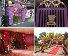 willy wonka party entertainment