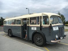 Autobús Skoda