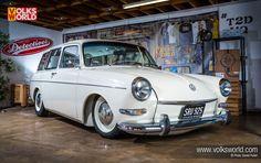 1966 VW Type 3 Squareback