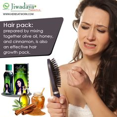 Stop Hair Loss Naturally In #Summer Weather. Click for more on http://herbsatwork.com/product-details/klistonhairoil.html #HairFall #HairLoss #HaWTips