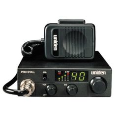 Uniden PRO510XL CB Radio w/7W Audio Output
