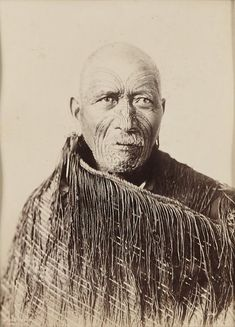 (32AD) JOSIAH MARTIN Patara [sic] te Tuhi (Wiremu Pātara te Tuhi) n\Josiah Martin [sic] c1880 albumen silver print 205 x… / MAD on Collections - Browse and find over 10,000 categories of collectables from around the world - antiques, stamps, coins, memorabilia, art, bottles, jewellery, furniture, medals, toys and more at madoncollections.com. Free to view - Free to Register - Visit today. #Photography #IndigenousPeople #MADonCollections #MADonC