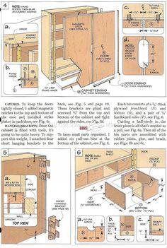 Workshop Modular Wall Storage System - Workshop Solutions