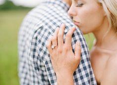 Romantic Engagement Portrait