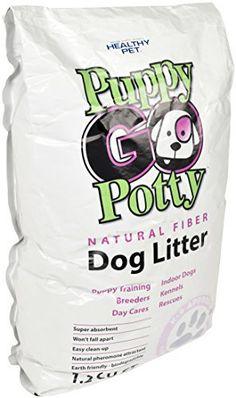 Puppy Go Potty PGP Pro Litter, 1.2 Cubic Feet - http://www.thepuppy.org/puppy-go-potty-pgp-pro-litter-1-2-cubic-feet/