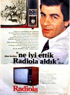 OĞUZ TOPOĞLU : radiola televizyon 1976 nostaljik eski reklamlar Old Advertisements, Advertising, Record Players, Old Ads, Once Upon A Time, Nostalgia, Memories, Retro, Life