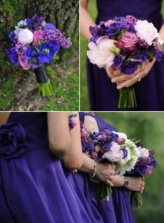 If you Love Purple! (images by whitmeyerphotography.com)