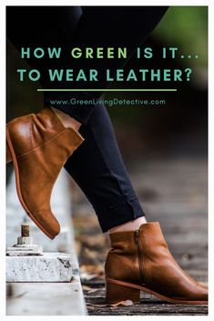 The answer to leather is simple if you don't believe animals should be a part of either food or clothing. But for the rest of us, the middle ground between believing leather is a responsible byproduct of another industry and adamantly refusing to wear things that mark us as uncaring to animals leaves us confused. Follow the link to find out if leather is sustainable or not! >>>> #leather #sustainablefashion #fashion #animalproducts #byproduct #fastfashion #fauxleather #veganleather… Fast Fashion, Sustainable Fashion, Vegan Leather, No Response, How To Find Out, How To Wear