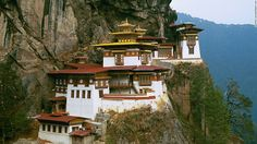 "<a href=""http://www.samyamafitness.com/"" target=""_blank"">Samyama Fitness</a> offers a part-retreat, part-vacation in the Himalayas--specifically, in Bhutan and Kathmandu. The retreat includes daily yoga (optional) and sightseeing tours of the area."