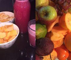 Juice og snack