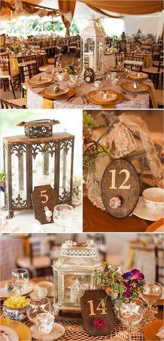 door knob table numbers