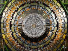 Large Hadron Collider, Geneva, Switzerland (James Brittain/Corbis)