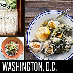 Check out our guide to the most exciting bars, restaurants and shops in Washington D.C.