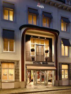 Onze gasten vonden City Centre Hotel Mabi het beste hotel van Maastricht 2015. www.hotels.nl