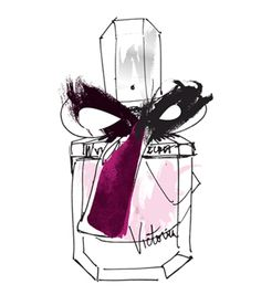 Victoria's Secret 'Victoria' Eau de Parfum Sketch | 2014 Consumer Fragrance Award Nominee