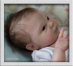 TINKERBELL NURSERY Helen Jalland reborn newborn baby girl doll PROTOTYPE