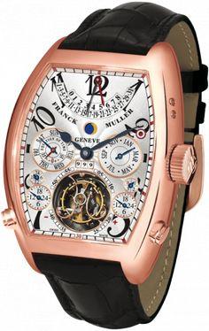 Franck Muller | 8888 T QPS  http://www.creativeboysclub.com/tags/watches
