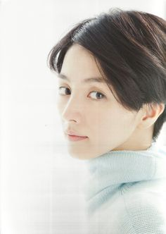 "starminesister: "" Mitsushima Hikari in the January 2015 issue of +act. World Most Beautiful Woman, Beautiful People, Asian Woman, Asian Girl, Aesthetic Beauty, Short Bob Hairstyles, Woman Face, Beauty Women, Portrait Photography"